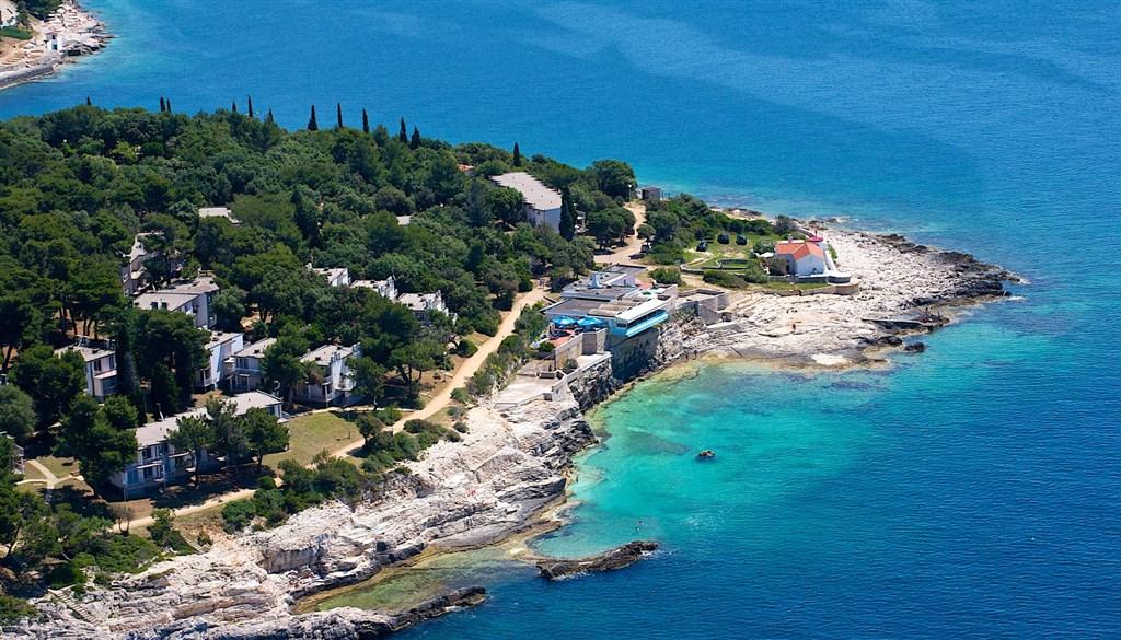 Apartmány VERUDELA BEACH - Crikvenica