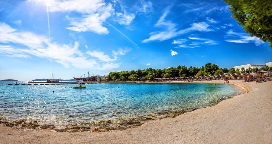 Mobilní domky Adriatic Kamp Solaris -