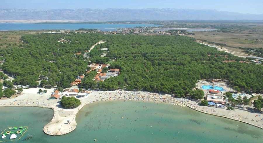 Mobilní domky Adriatic Kamp Zaton - Lopar