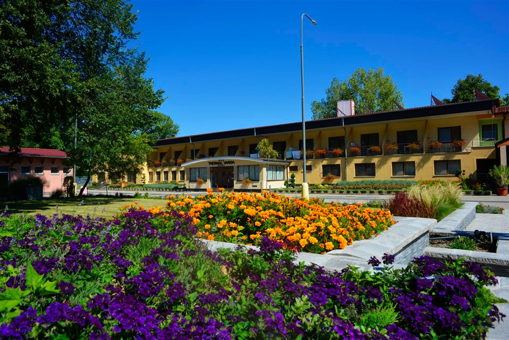 Hotel THERMAL VARGA - Tolo