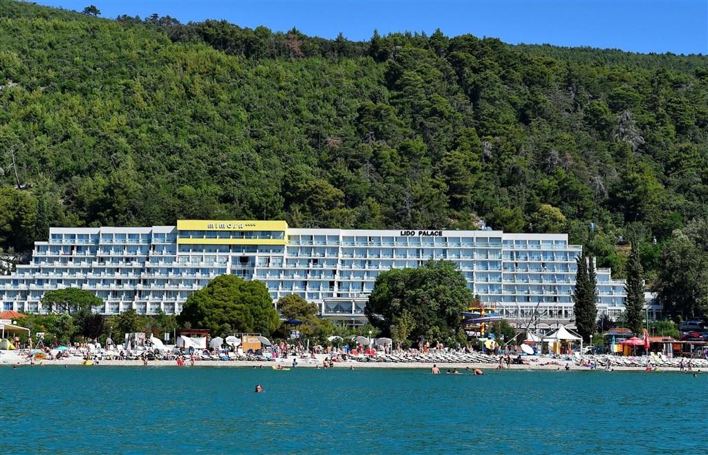 Hotel MIMOSA / LIDO PALACE - Brna