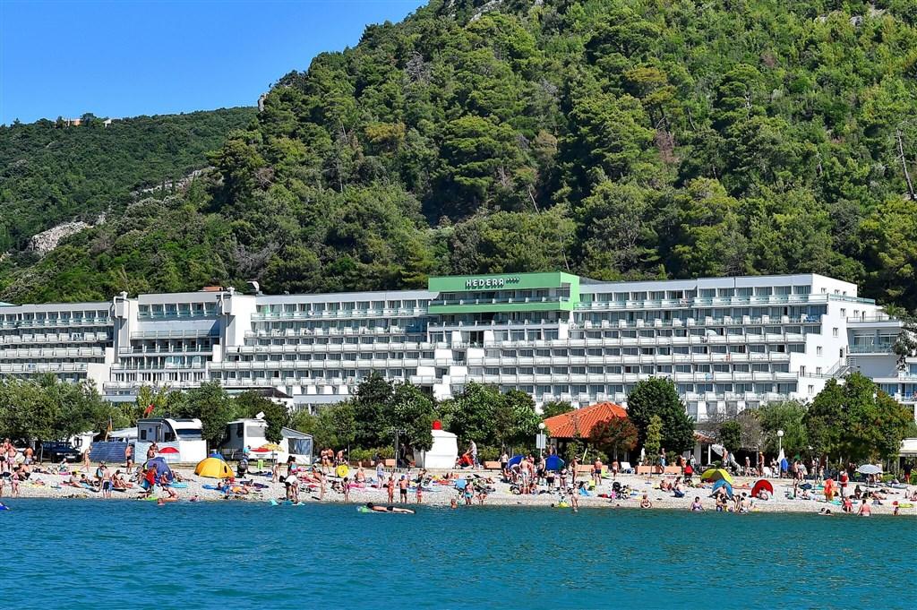Hotel HEDERA - Omiš