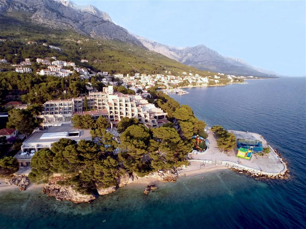 Hotel BLUESUN SOLINE - Gajac