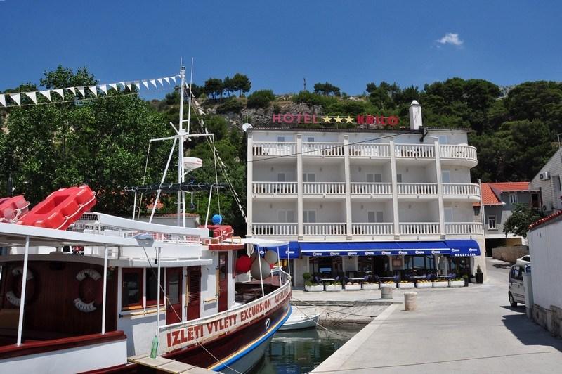 Hotel Krilo - Ostrov Brač