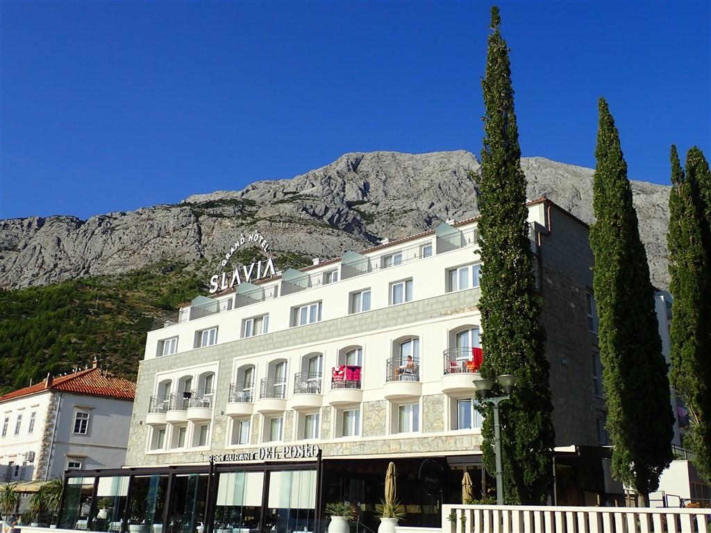 Grand Hotel SLAVIA - Bečići
