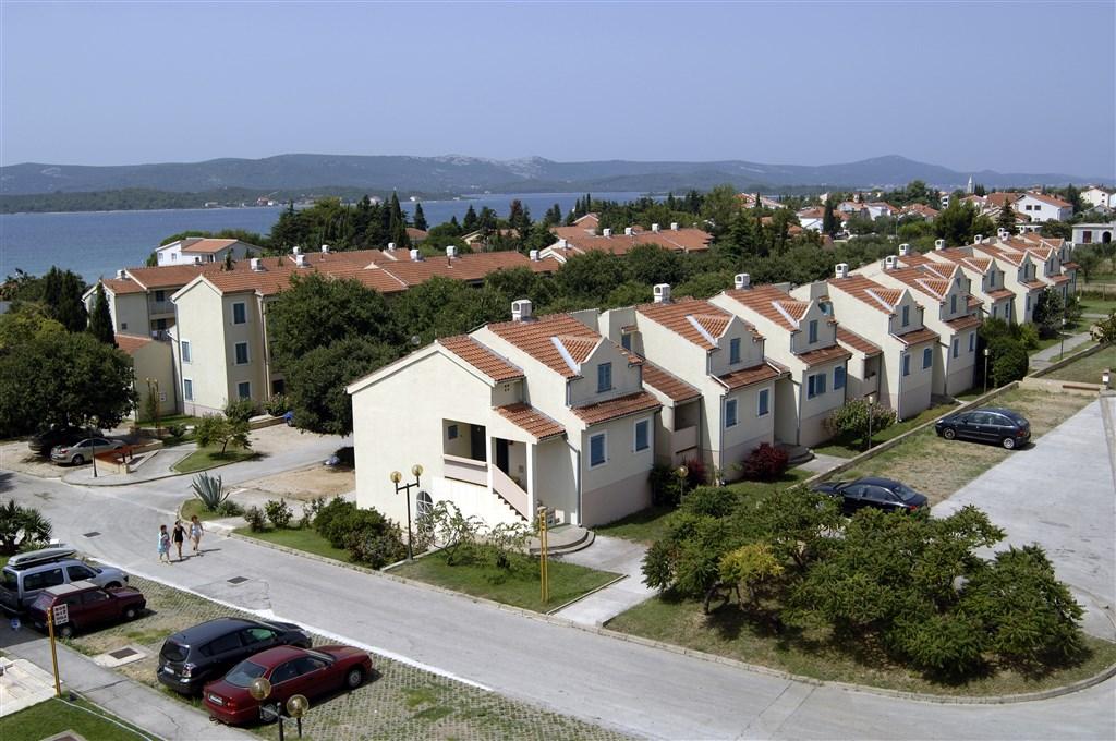 Apartmány CROATIA - Sv. Filip i Jakov