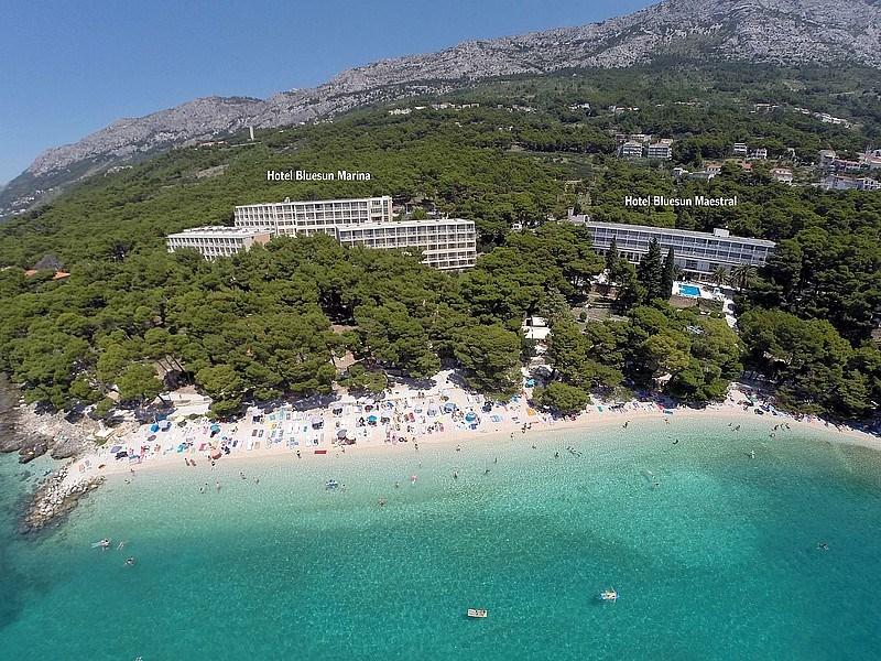 Hotel BLUESUN MAESTRAL - Brela