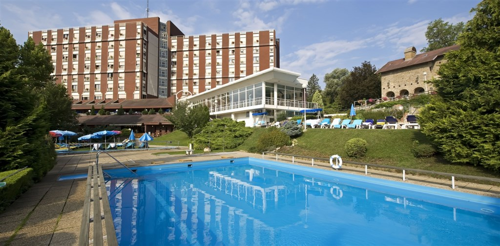 Hotel DANUBIUS HEALTH SPA RESORT AQUA - Hevíz