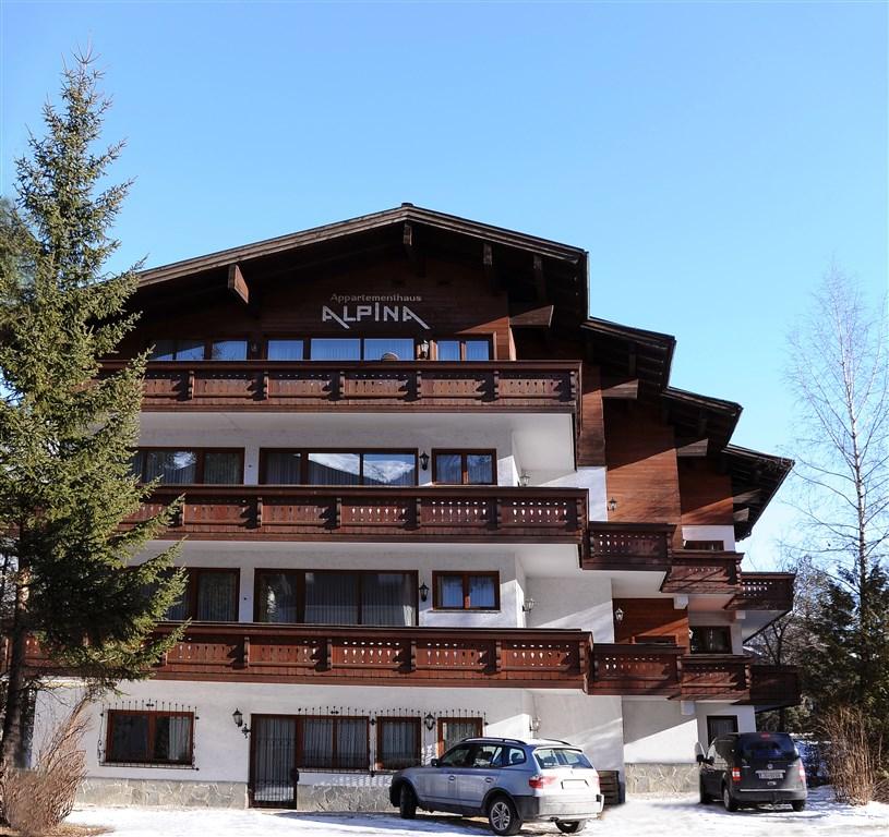 Apartmány ALPINA - Gastein