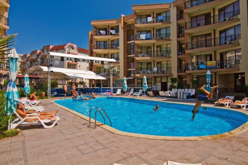 Aparthotel SEA GRACE - Slunečné pobřeží
