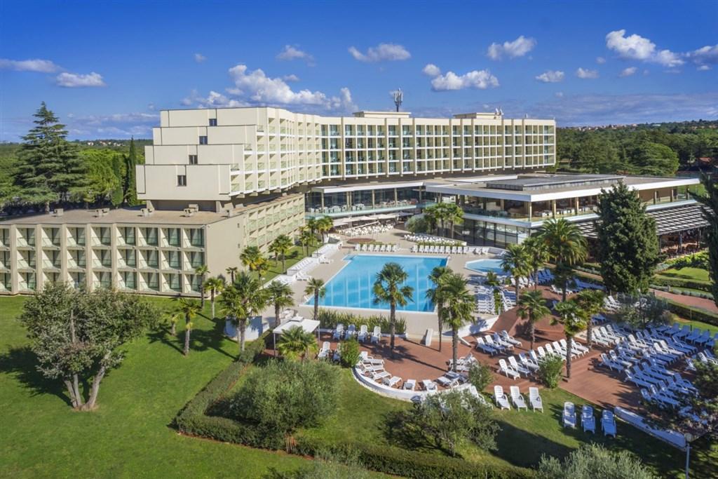 Hotel LAGUNA MATERADA - Poreč