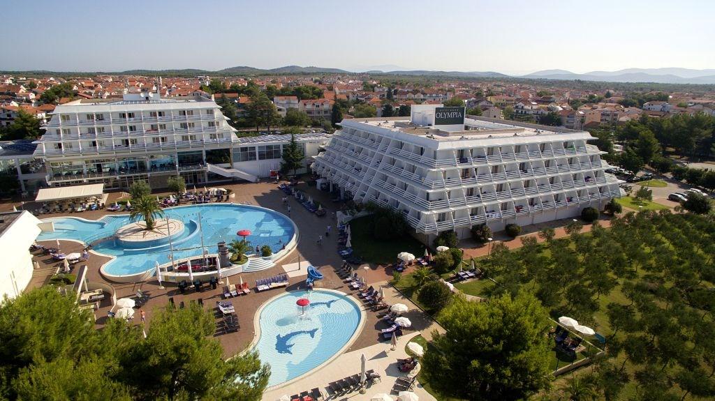 Hotel OLYMPIA - Drvenik