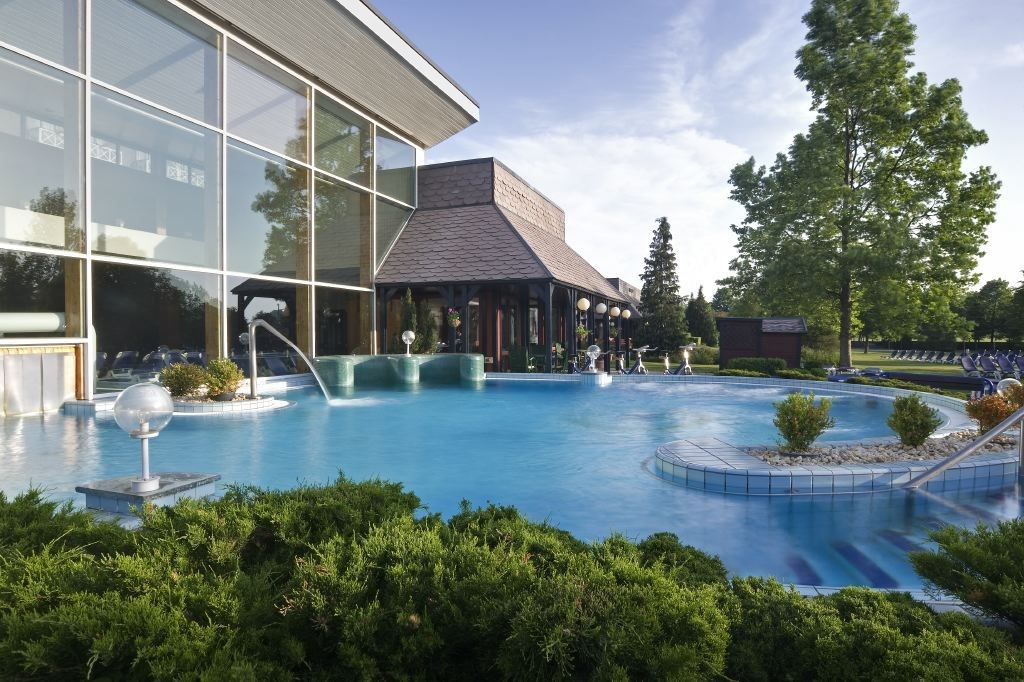 Hotel DANUBIUS HEALTH SPA RESORT BÜK - Mykali