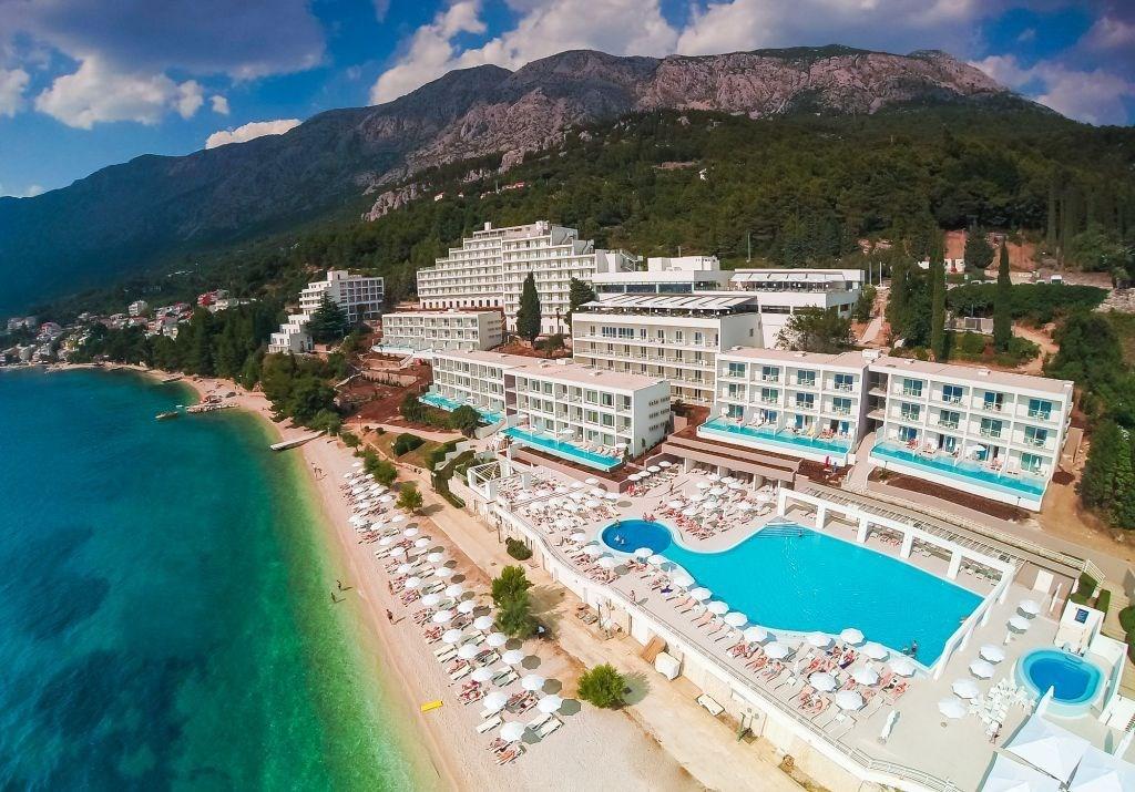 Hotel SENSIMAR ADRIATIC BEACH RESORT - Živogošće