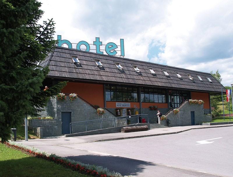 Hotel GRABOVAC - Plitvická jezera