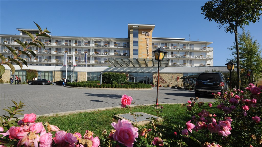Hunguest Hotel RÉPCE GOLD - Brist