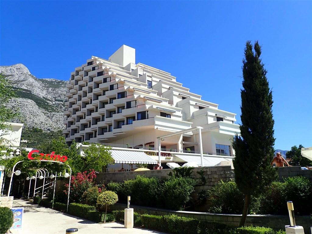 Hotel METEOR - Korfu - hlavní město