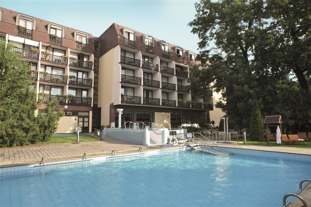 Hotel DANUBIUS HEALTH SPA RESORT SÁRVÁR - Karlobag