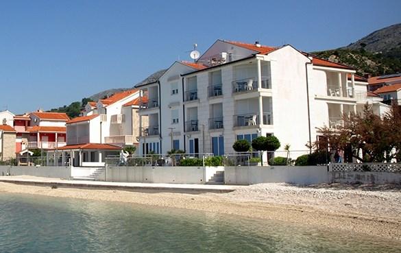 Hotel Neva - Čanj