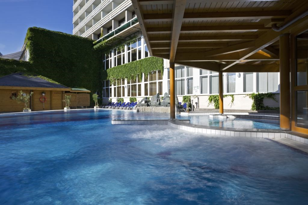 HEALTH SPA HOTEL HÉVÍZ -
