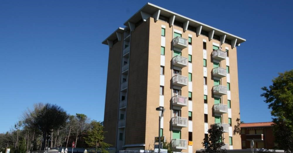 Apartmány TORRE PANORAMA - Bibione