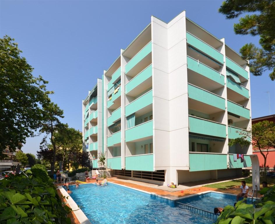 Apartmány ACQUAVERDE - Bibione