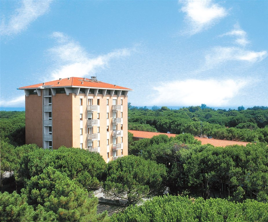 Apartmány TORRE PANORAMA - Bibione