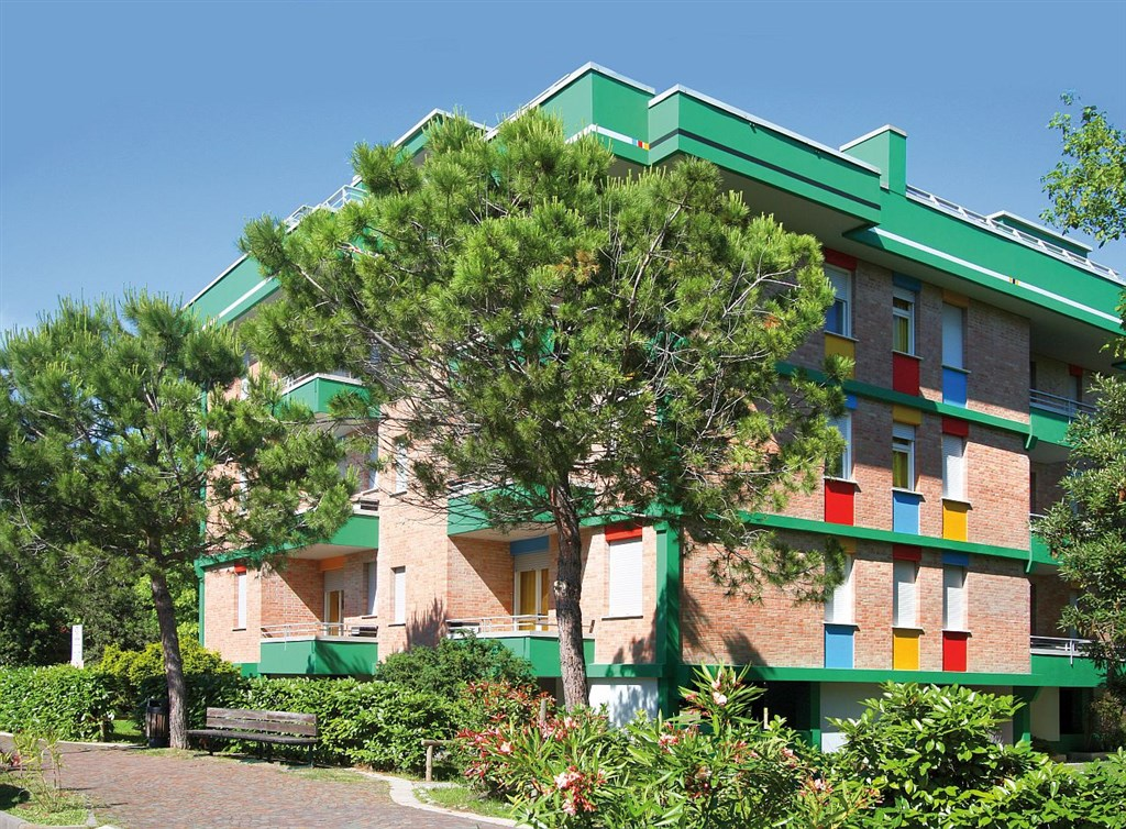Apartmány TRITONE E AI PINI - Baška Voda