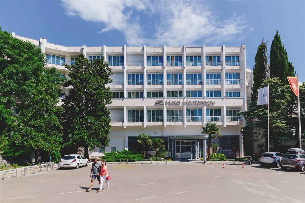 Hotel MONTENEGRO-BEACH RESORT - Bečići