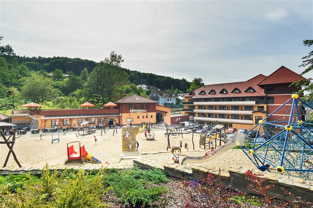 Hotel REZIDENCE AMBRA - Glastros