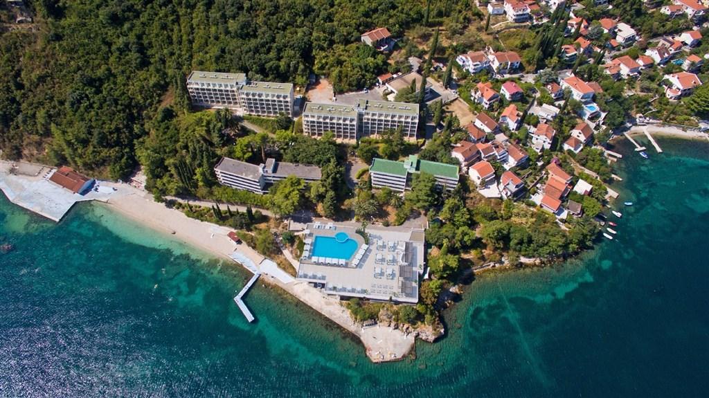 Hotel IBEROSTAR HERCEG NOVI - Slunečné pobřeží