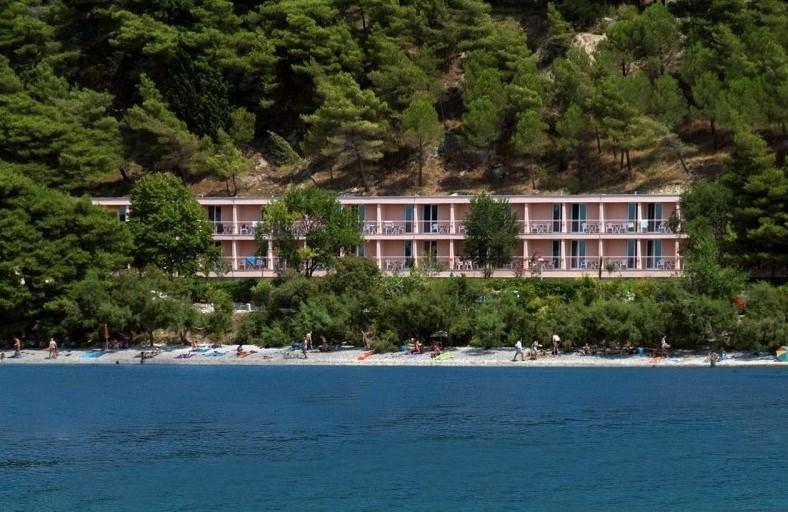 Hotel BRZET - Slovinské pobřeží