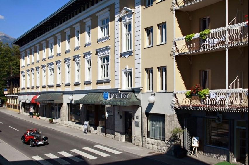 Hotel TRST - Bled