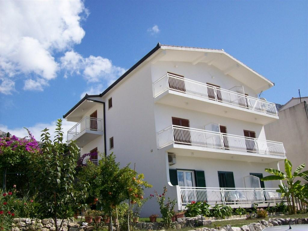 Apartmány MARŠIĆ - Gradac