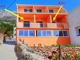 Apartmány GALEB -