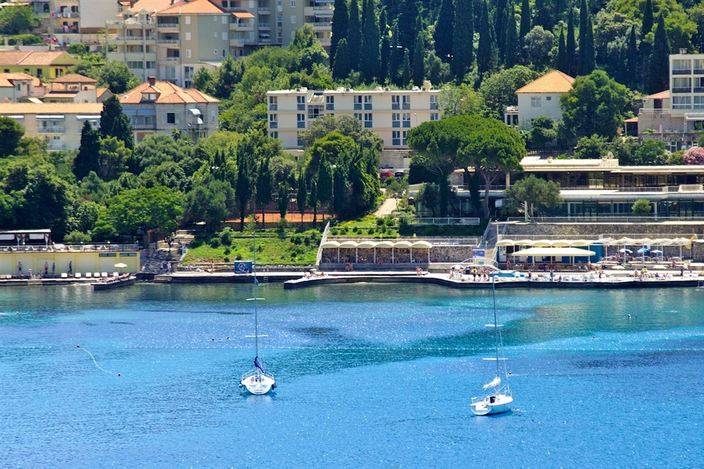 Pokoje ADRIATICA - Dubrovnik-Lapad