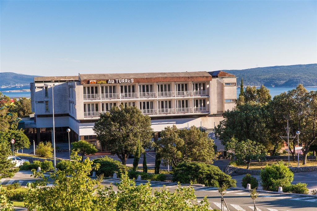 Hotel AD TURRES - Crikvenica