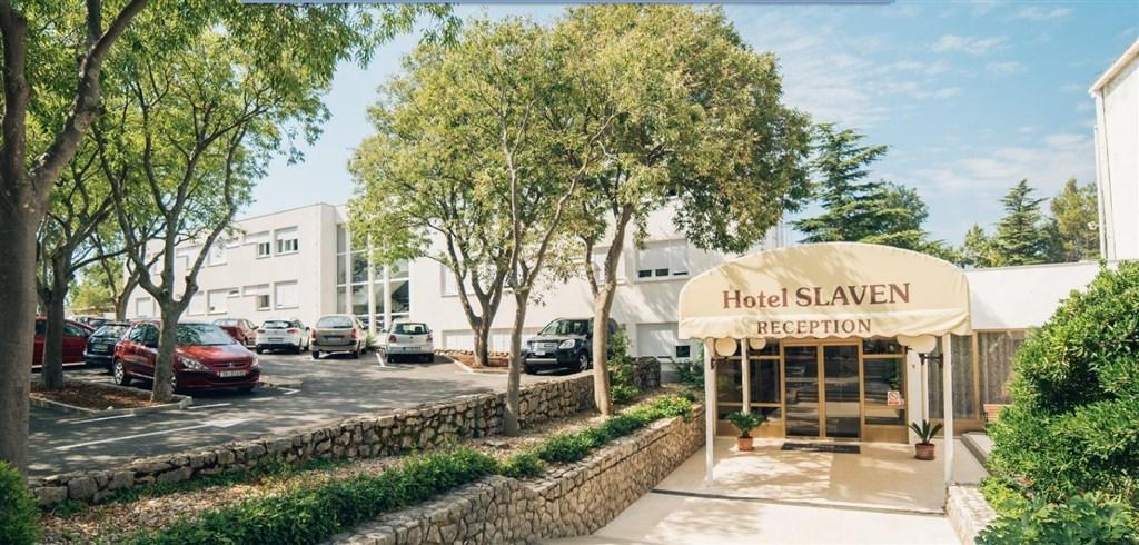 Hotel SLAVEN - Ixia