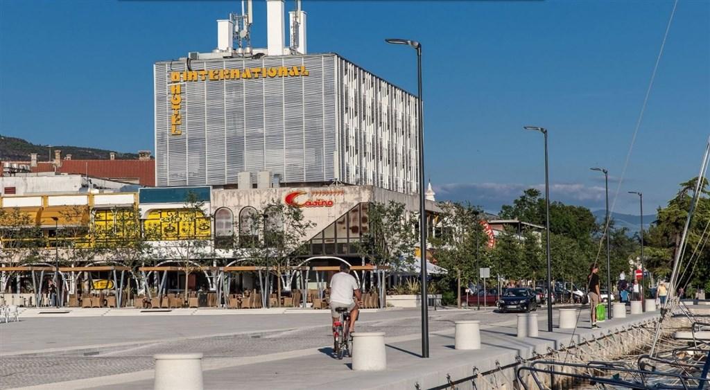 Hotel INTERNATIONAL - Moravske Toplice