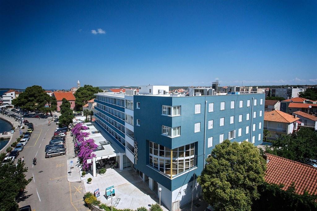 Hotel KORNATI - Velký Meder