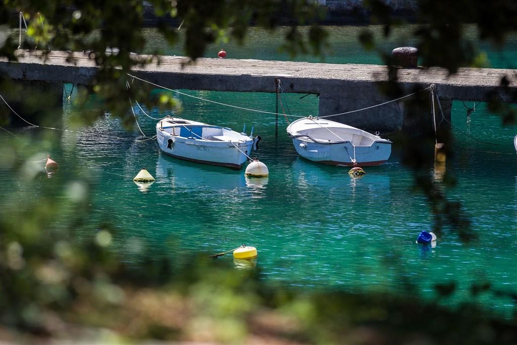 Mobilní domky MEDITERAN KEMP SELCE - Baška Voda