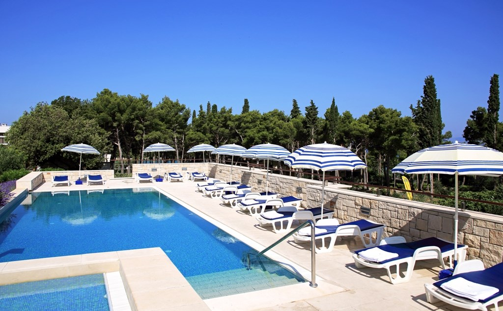 Hotel VELARIS RESORT - Hotel Velaris Resort, Supetar, Chorvatsko