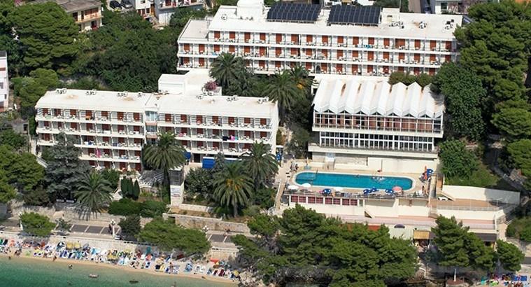 Hotel AURORA - Makarska