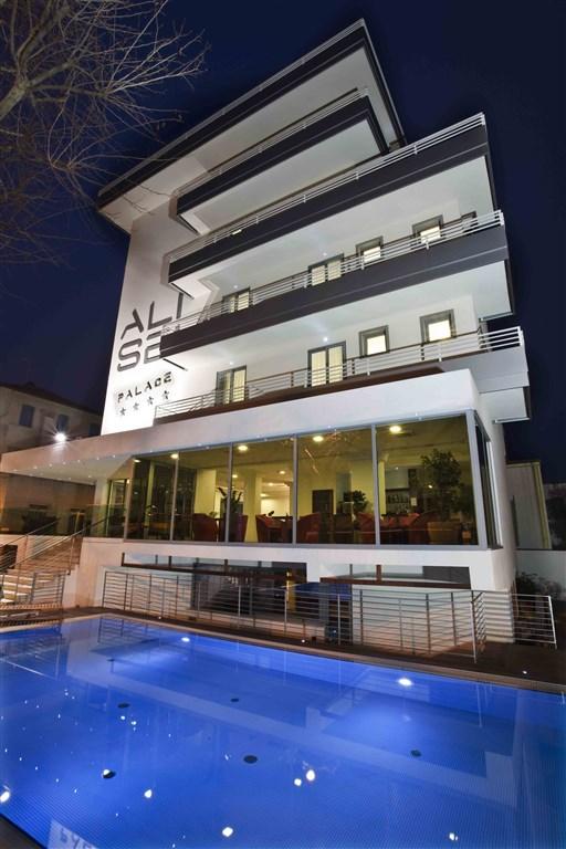 Hotel ALISEI PALACE - Rimini
