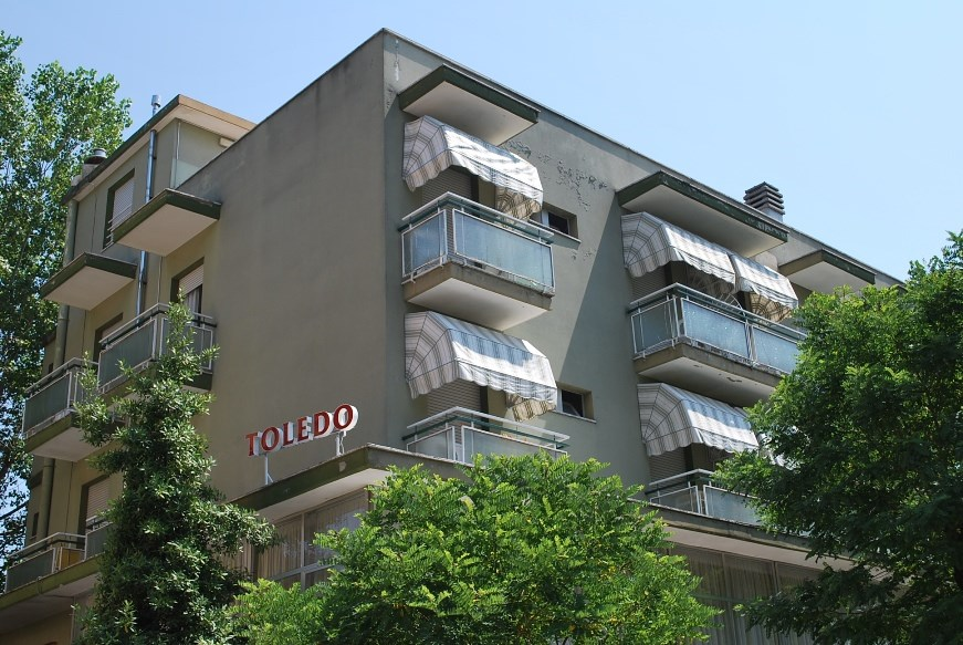 Hotel TOLEDO - Rimini