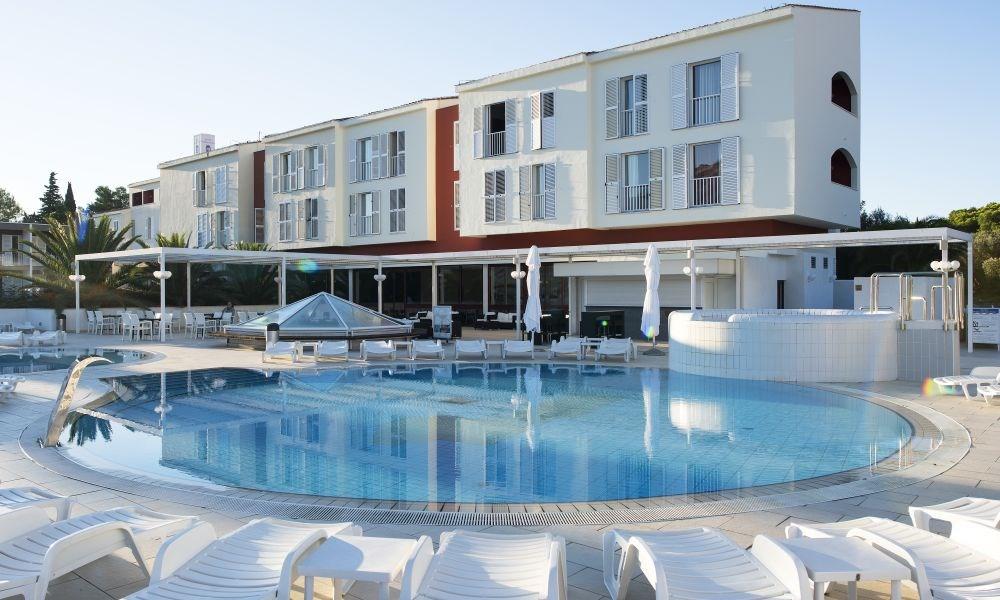 Hotel MARKO POLO - Brist