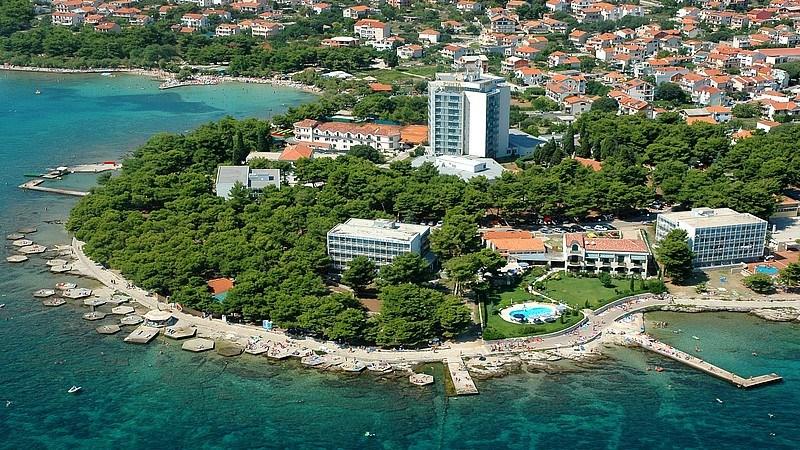 Hotel PUNTA A - Ulcinj