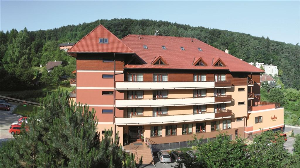 Hotel REZIDENCE AMBRA - Luhačovice