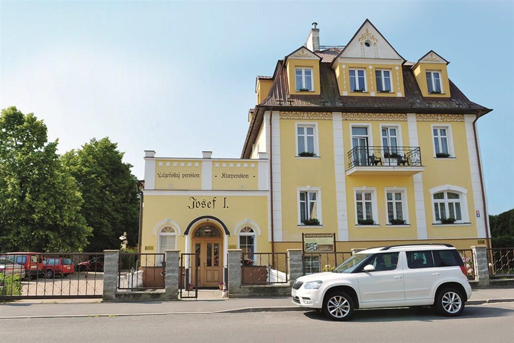 Pension JOSEF - Františkovy Lázně