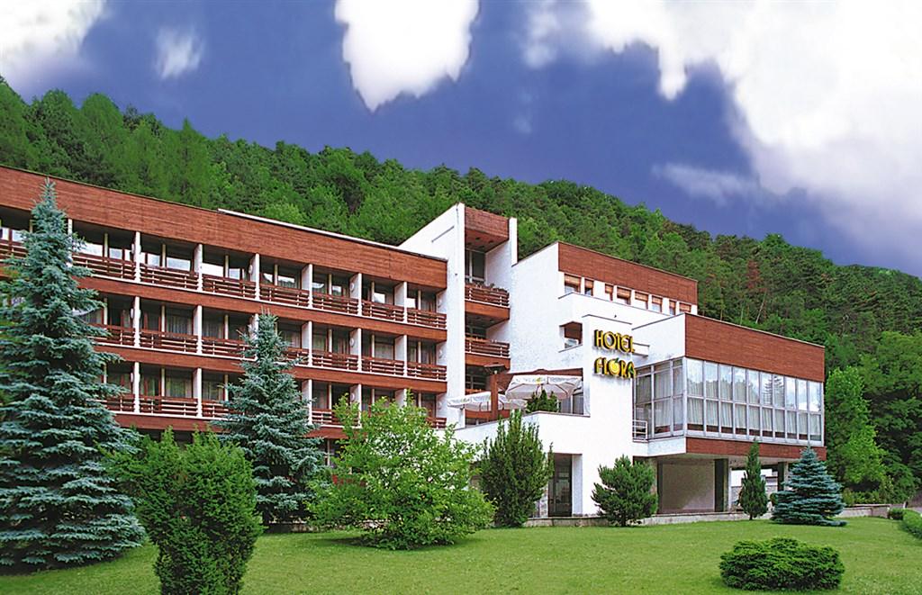 Hotel FLÓRA - Baška
